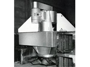 炉内循環ファン(インペラ型)