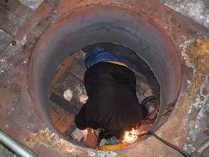 ばね用加熱炉